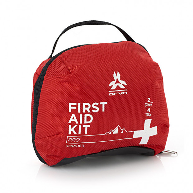 RESCUER PRO FIRST AID KIT FULL