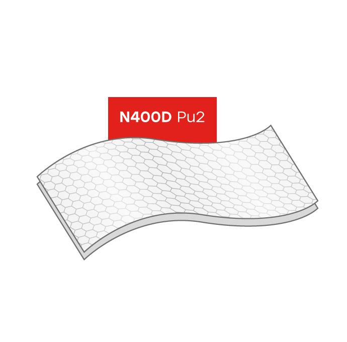 N400D PU2 fabric