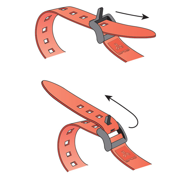 Arva Strap 500 Easy to use