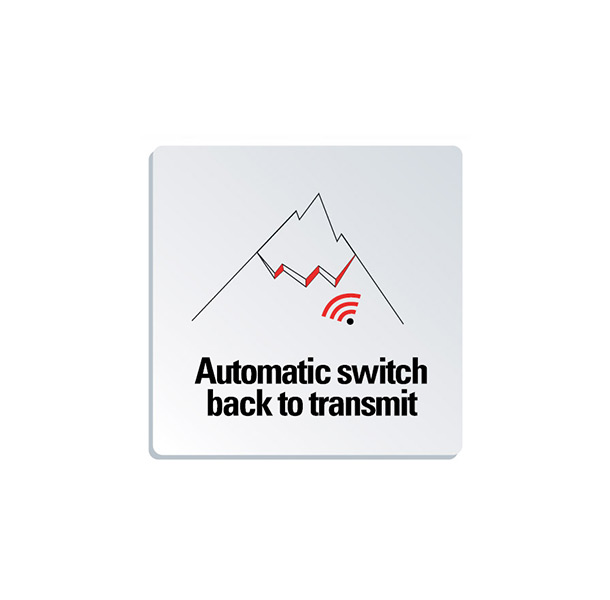 Auto Switch back to transmit