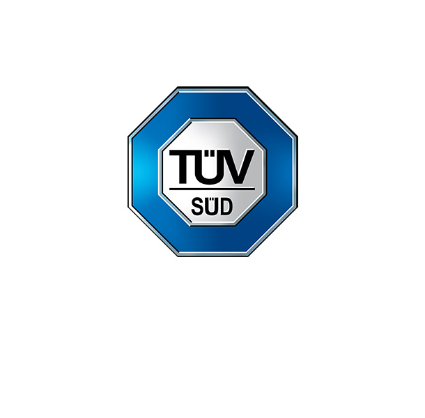 TUV GS certified