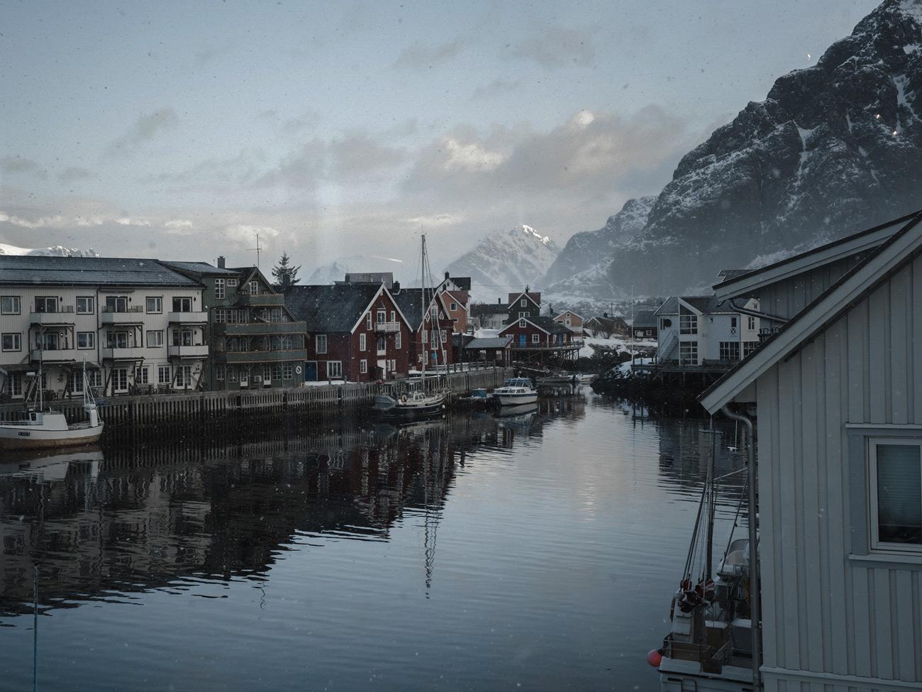 Arva Ski Trip in Lofoten